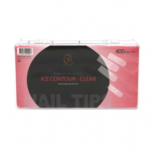 ICE CONTOUR NAIL TIPS 400 CT