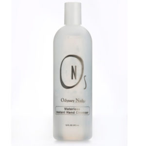 WATERLESS INSTANT HAND CLEANSER